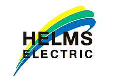 Helms Electric Retina Logo